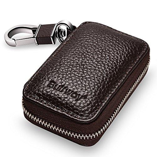 Auto-Schlüsselanhängeretui/-halter, coffee (Aus Handtaschen Leopard-mann)