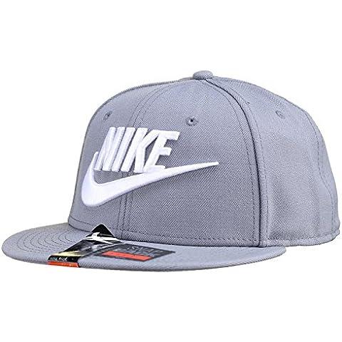 Nike Limitless True - Gorra para hombre, color gris, talla única