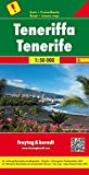 Tenerife, special places of excursion by Freytag-Berndt und Artaria (2009-10-09)