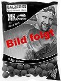 Balzer MK Boilies Weiße Schokolade, weiß 16 mm 1 kg
