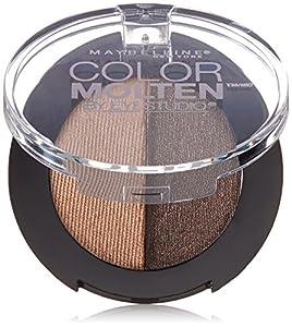 Maybelline New York Eye Studio Color Molten Cream Eye Shadow - Endless Mocha