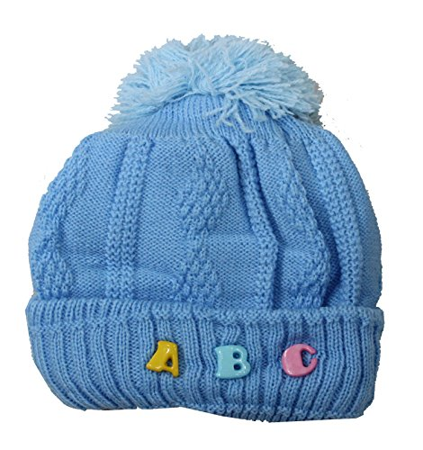 Romano Multi-Coloured Winter Wear Wool Cap for Baby Boy's & Girl's  available at amazon for Rs.298