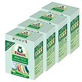 4x Frosch Aloe Vera Color-Waschpulver 1,35 kg - Sensitiv mit Aloe Vera