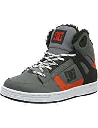 DC Shoes Rebound Wnt, Zapatillas Altas Para Niños