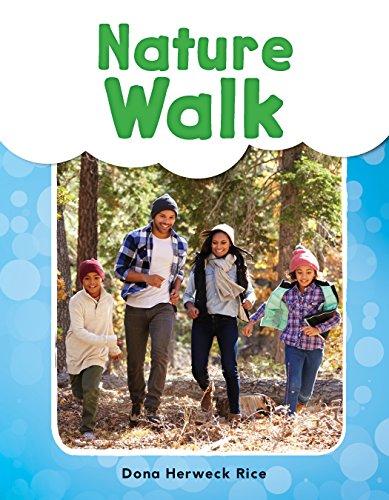 Nature Walk (My Words Readers) (English Edition) por Teacher Created Materials