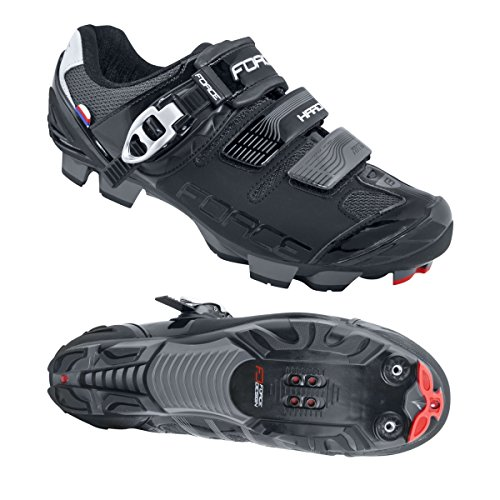 Force MTB Schuhe Hard (schwarz, 42)
