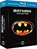 Batman : L'anthologie des Films 1989-1997 - Coffret Blu-Ray