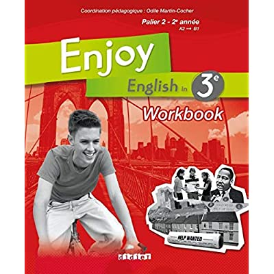 Enjoy English in 3e : Workbook