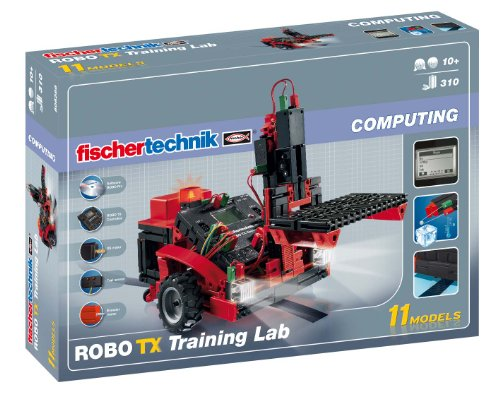 fischertechnik 505286 - ROBO TX Training Lab