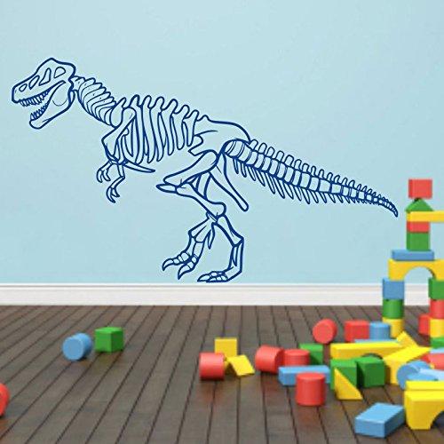 Customwallsdesign dinosaurio para pared decoración de la habitación decoración de dinosaurios dinosaurio vinilo adhesivo adhesivo