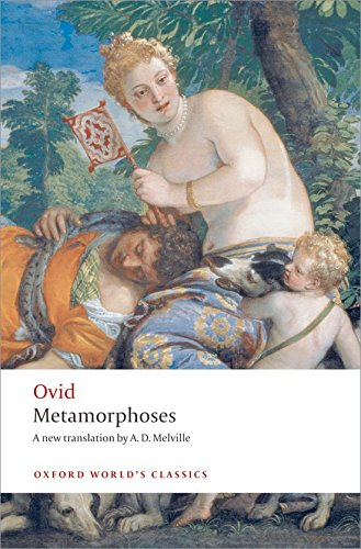 Oxford World's Classics. Metamorphoses (World Classics) por Ovid