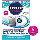 Écozone Lave-Linge Et Lave-Vaisselle Détartrant Comprimés 6 Par Paquet - ()