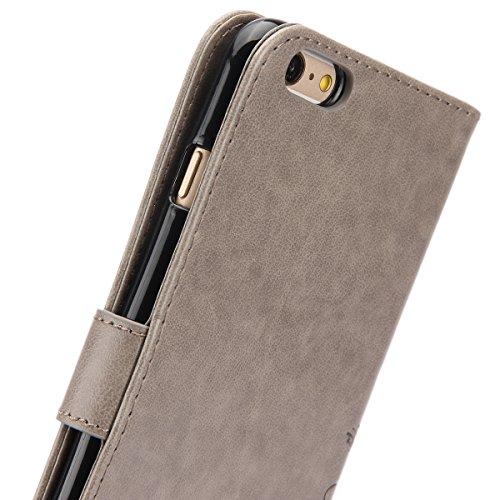 custodia iphone 6 portafoglio uomo