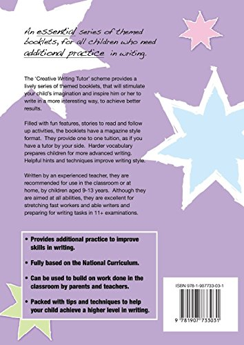 The Accident Report (Brush Up On Your Writing Skills): Creative Writing Tutor: Volume 3