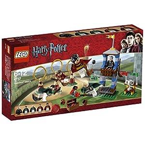 LEGO Harry Potter 4737 - Partido de Quidditch 5