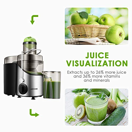 Zentrifugen Entsafter für Obst und Gemüse kaufen  Bild 1*