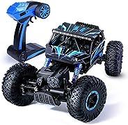 Jack Royal Original Rock Crawler 4 WD RC - Rally Car (1:18 Scale) (Blue) (Assorted-Color)