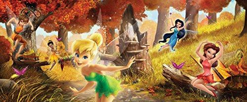 DISNEY LICENZA 537 VEP Disney Fairies Tinkerbell decorazione della parete