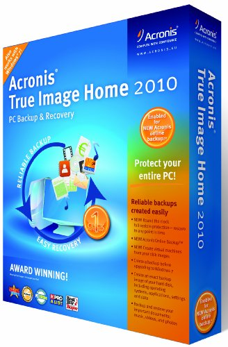 Acronis true image data recovery