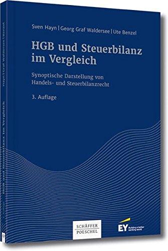 HGB und Steuerbilanz im Vergleich: Synoptische Darstellung von Handels- und Steuerbilanzrecht