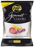 Gourmet Colors - Patatas Fritas de Colores, 150 g