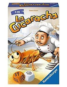 Ravensburger La Cucaracha - Juego de Tablero (Multi, Caja de cartón, Closed Box)