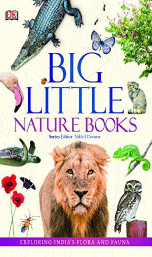 Big Little Nature Books: Exploring India's Flora and Fauna