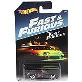 Hotwheels Fast And Furious Honda S2000 - Black