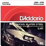 D'Addario EJ63 9 - 30 cuerdas níquel de pared para Tenor