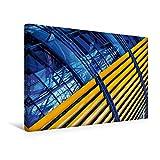 Premium Textil-Leinwand 45 cm x 30 cm quer, Quatier Daimler in Berlin | Wandbild, Bild auf Keilrahmen, Fertigbild auf echter Leinwand, Leinwanddruck (CALVENDO Orte)
