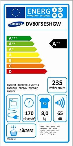 Samsung DV80F5E5HGWEG Wärmepumpentrockner - 2