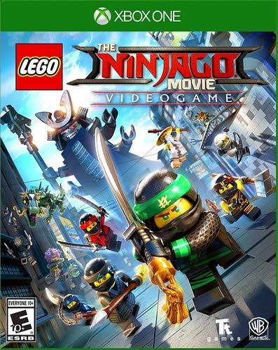 The Lego Ninjago Movie Videogame - Xbox One (The Xbox Videogame One Lego Movie)
