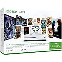 Xbox One S 1TB Console Starter Bundle with 3-month Xbox Game Pass and Xbox Live Gold