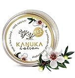 Kanukabalsam - mit 100% naturreinem, ätherischem Kanuka Öl aus Neuseeland (13 g)