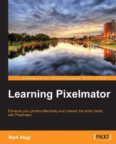 Learning Pixelmator (English Edition)