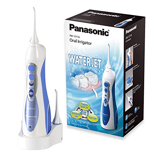 Irrigador dental portátil Panasonic  EW1211W845