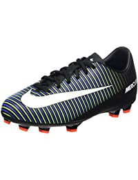 new style 0bb0c ea17a Nike Mercurial Victory VI Fg, Scarpe da Calcio Unisex – Bambini