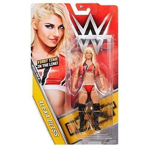 WWE Basic-serie 68.5 Actionfigur - Alexa Bliss (Wwe Womens Champion)