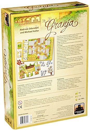 Stronghold Games La Granja Board Game