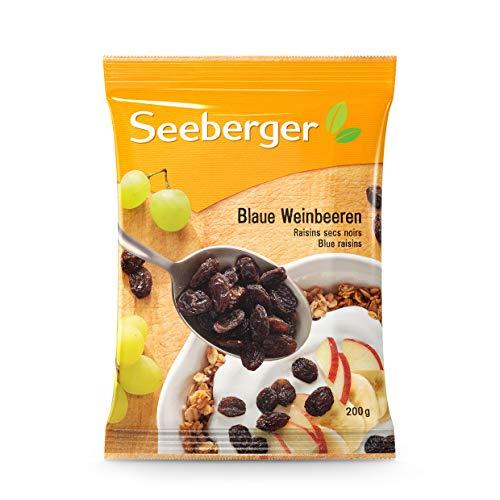 Seeberger Blaue Weinbeeren, 13er Pack (13 x 200 g Packung)