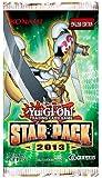1 x Yu Gi Oh - Star Pack 2013 Booster - 34353
