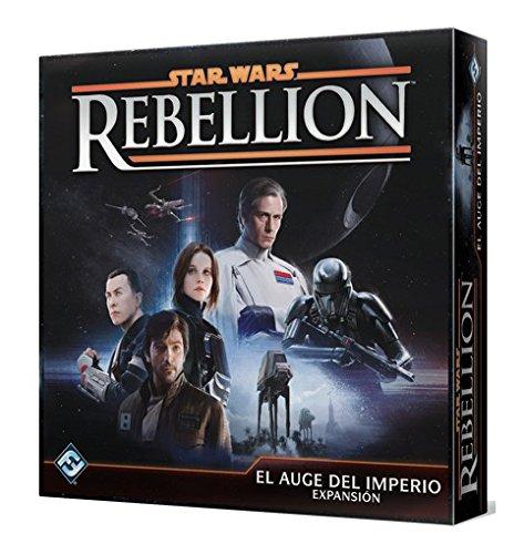 Fantasy Flight Games Star Wars Rebellion: El auge del Imperio - expansión juego de mesa (castellano)
