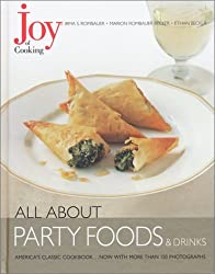 Joy of Cooking: All About Party Foods & Drinks by Irma S. Rombauer (2002-08-27)