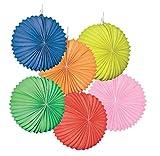 Boland 30420 22cm Laterne Ballon, farblich sortiert