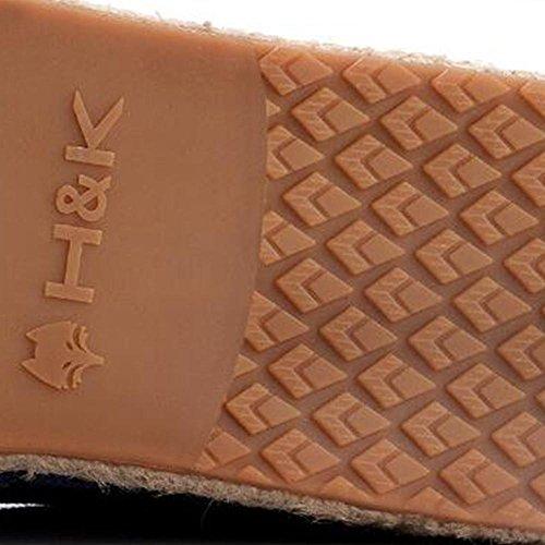 Mr. LQ - Die Mode der Männer zieht die Schweiß-beiläufigen flachen Schuhe an Dark Brown