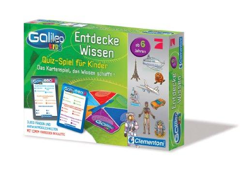 Clementoni-69808-Galileo-Kids-Wissensquiz