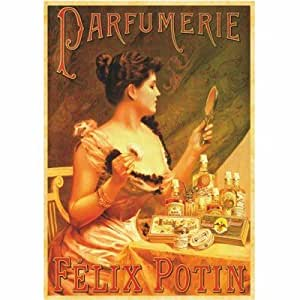 Puzzle 1000 pièces - Vintage Posters : Parfumerie Félix Potin