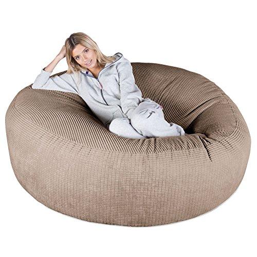 Lounge Pug®, Puff Gigante 'Mega-Mamut', Elementos - Visón