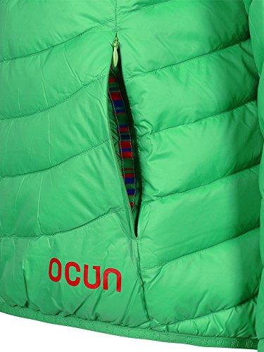 Ocun Tsunami Women's Down Jacket grass green
