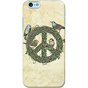 DailyObjects Peace Talks Mobile Case For Iphone 6